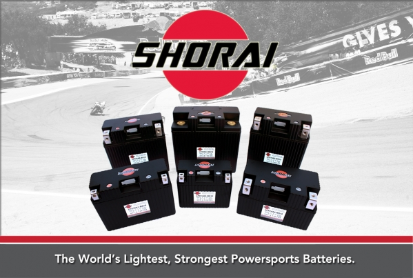 Shorai Battery Facebook Page Giveaway