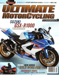Ultimate Motorcycling March Cover