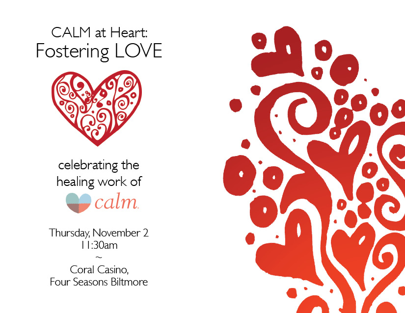 CALM at Heart: Fostering Love