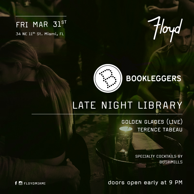 Late Night Library