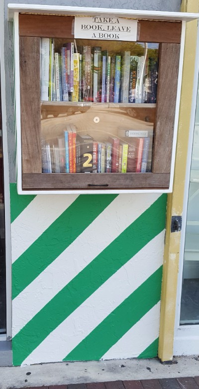 Coconut Grove Bookbox Launch