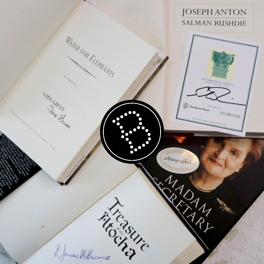 Signed Bookleggers