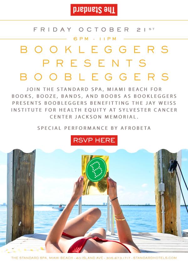 4th Annual Boobleggers