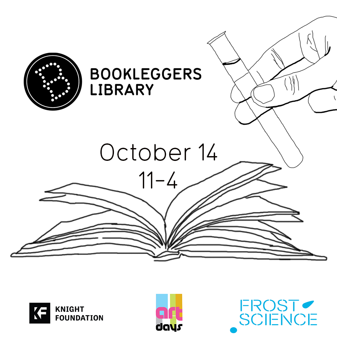 Bookleggers @ Frost Science