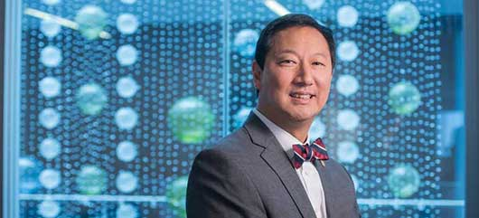 Dr. Santa Ono to become UBC President and Vice Chancellor