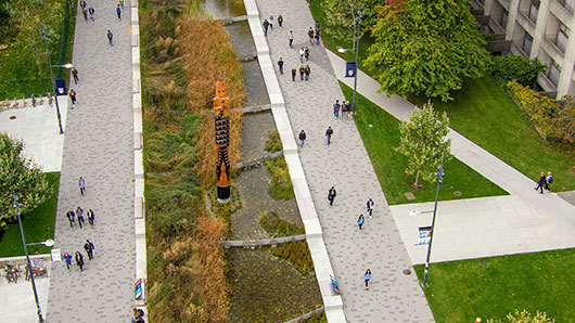 Influential QS World University Rankings put UBC in top 10 for four subject areas
