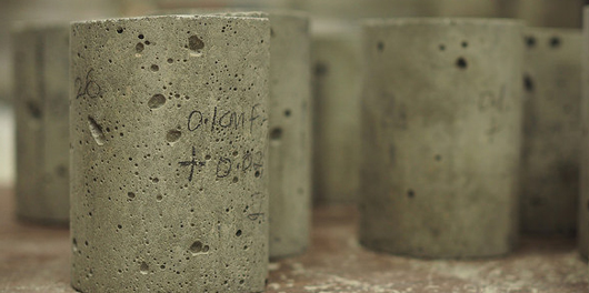 When the rubber hits the road: Recycled tires create stronger concrete