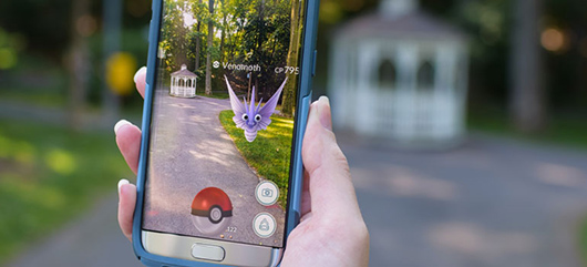 Pokémon Go could help people who struggle socially
