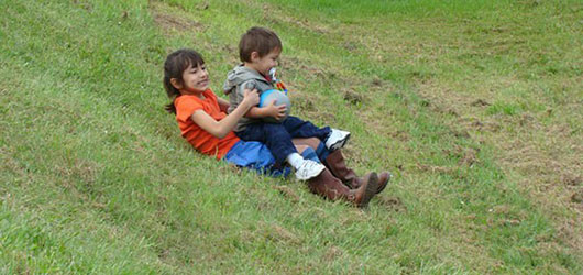 Why your kids should play in the dirt