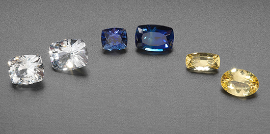 UBC research unearths Canadian sapphires fit for a queen