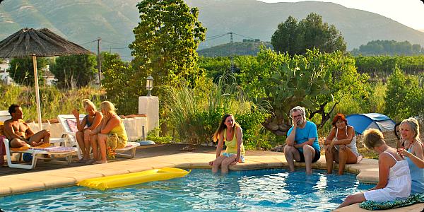 banner summer retreat