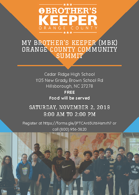 My Brother's Keeper Summit