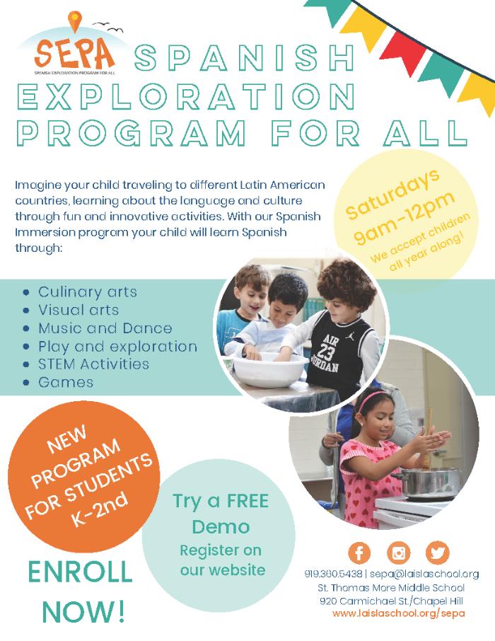 Spanish Exploration Program