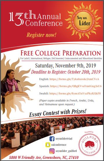 College Prep Conference