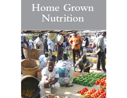 Parliamentary report 'Home Grown Nutrition'