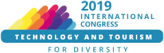 Logo Third International Congress Technology and Tourism for Diversity October 23-25, Malaga, Spain