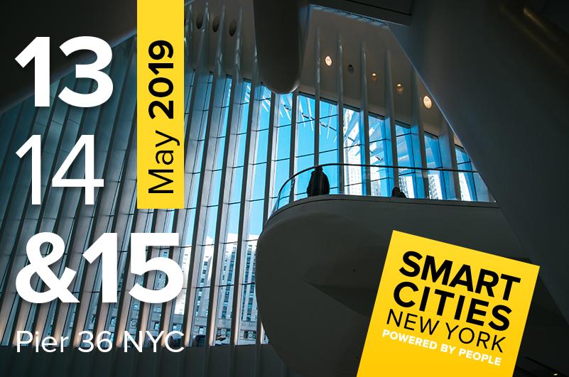 Smart Cities New York May 13-15, New York,U.S.