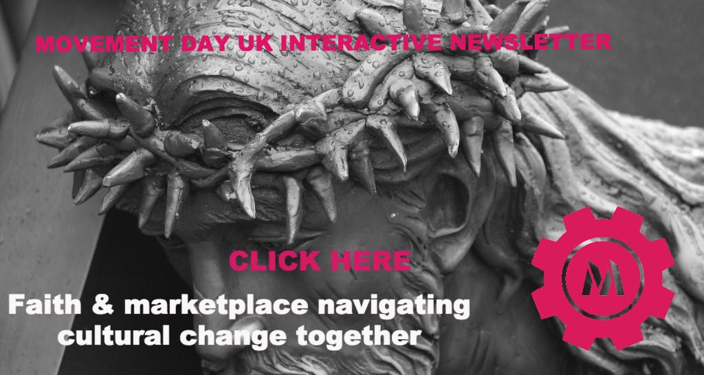MDUK Newsletter Faith & Market Place Navigating Culture Together