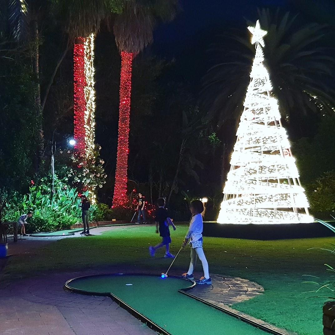 The Magic of Christmas, Wanneroo Botanical Gardens