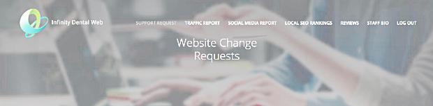 Web Change Requests