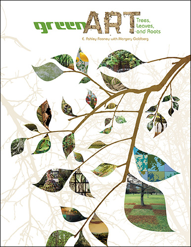 book cover of Green Art: Trees, Leaves, and Roots