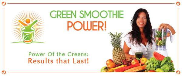 Green Smoothies for a Healthy Summer!