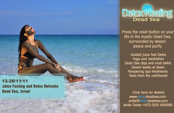 Dead Sea Detox Israel