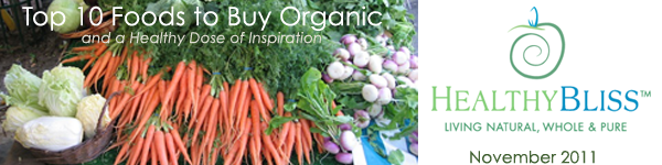 Top 10 Foods to Buy Organic