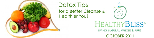 Detox Tips for a Better Cleanse & Healthier You!