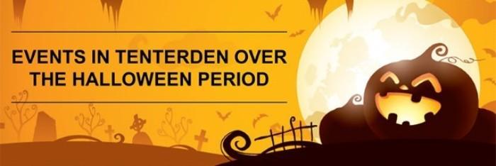 Halloween Events in and around Tenterden