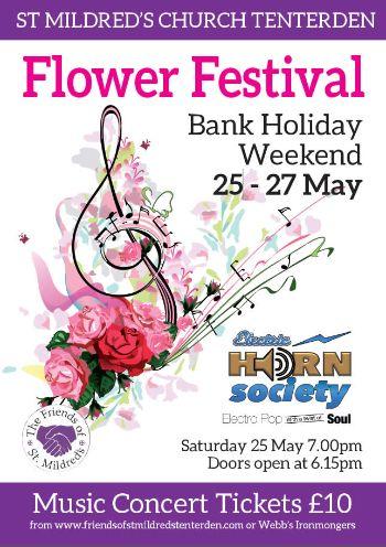 Flower Festival and Evening horn concert