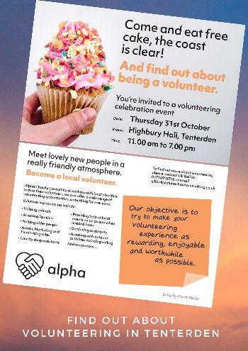 Volunteering in Tenterden