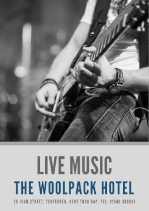 Live Music Woolpack Tenterden