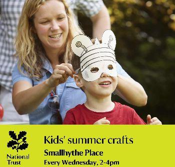 Kids Summer Craft Activities
