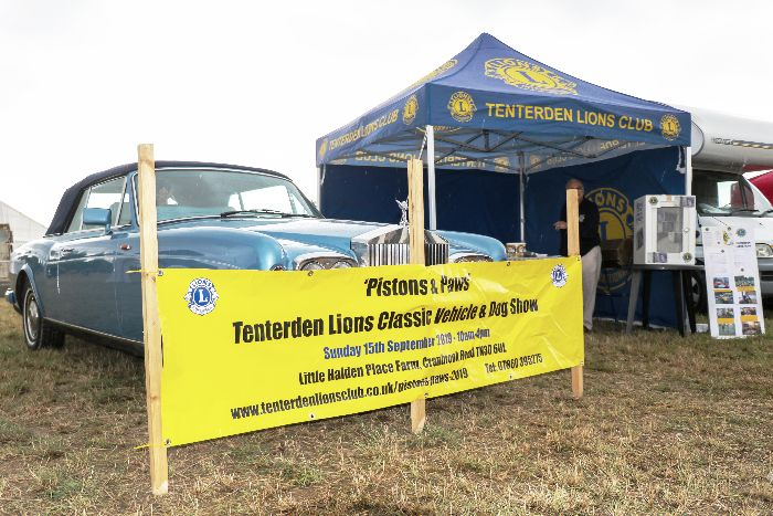 Tenterden Lions Classic Vehicle and Dog Show