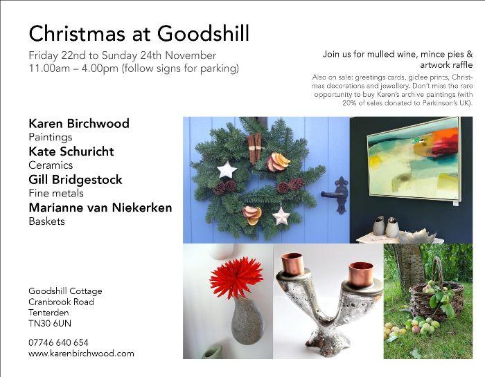 Christmas at Goodshill
