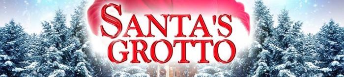 Santas Grotto Tenterden Christmas Market