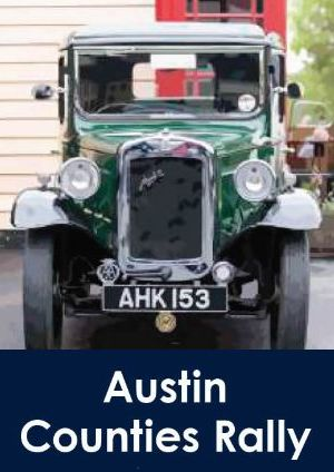 Austin Counties Car Rally