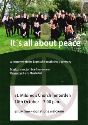 Bramsche Youth Choir Concert