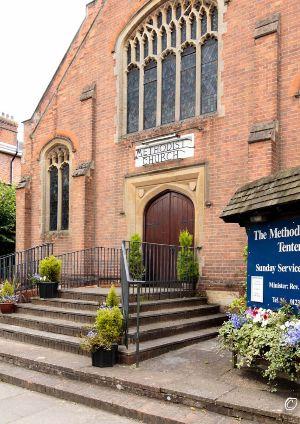 Re-dedication service for the WWI Memorial Organ