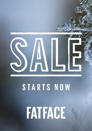 Boxing Day Sale at Fat Face