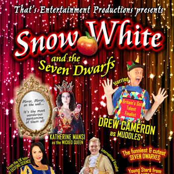 Snow White Panto in Tenterden