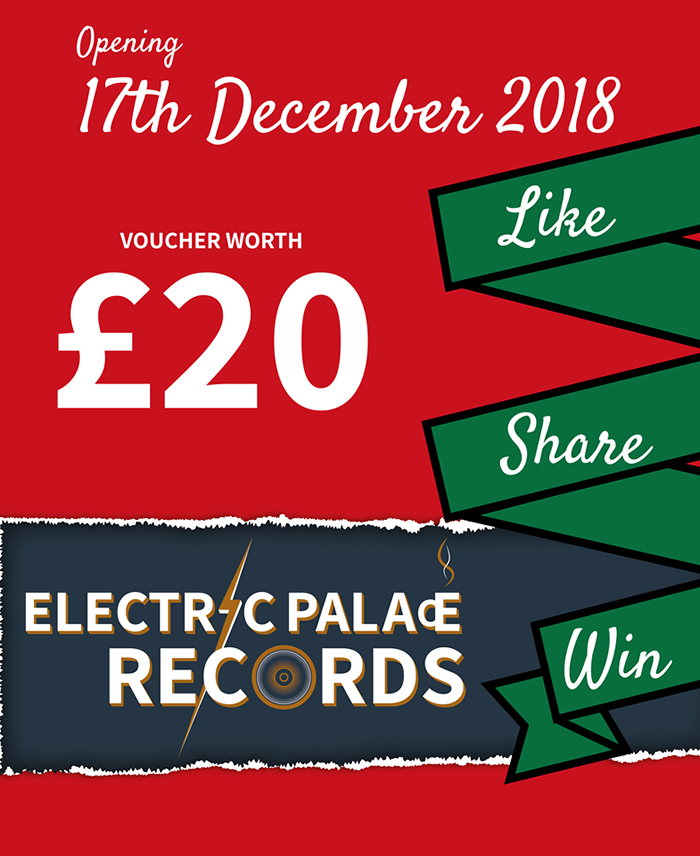 Electric Palace Records Tenterden