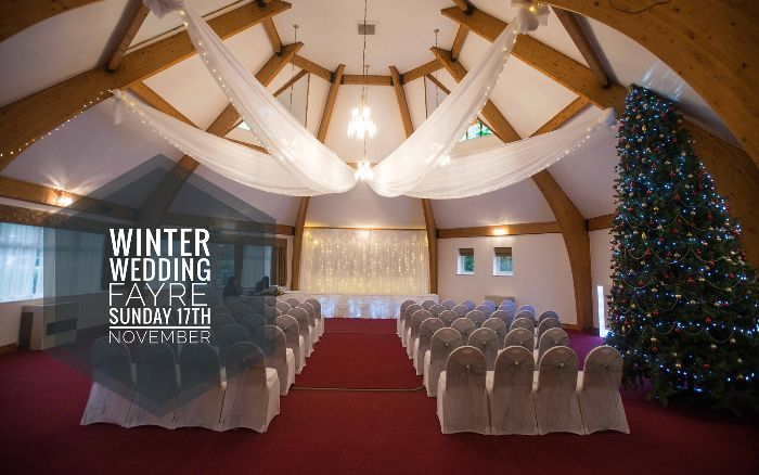Winter Wedding Fayre 2019