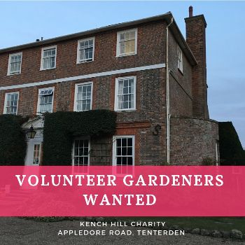 Kench Hill Volunteers Gardeners wanted
