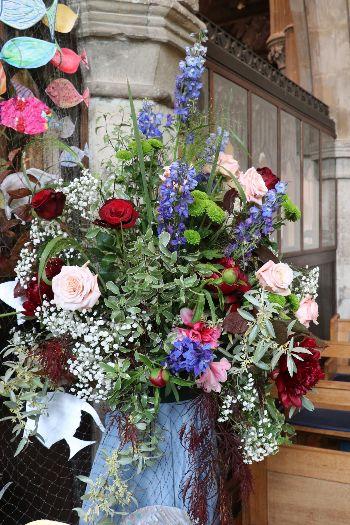St Mildreds Flower Festival
