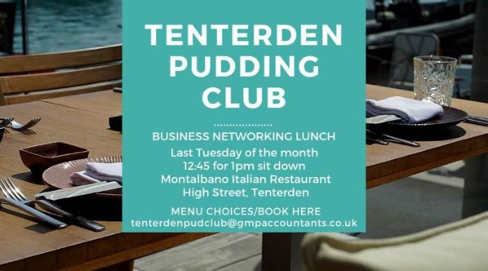 Tenterden Pudding Club Business Networking