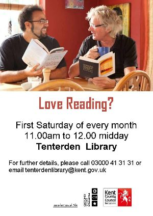 Love Reading Tenterden Library