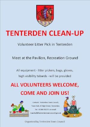 Tenterden Clean up Day
