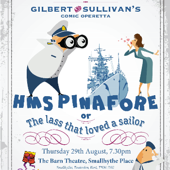 HMS Pinafore, Smallhythe Place
